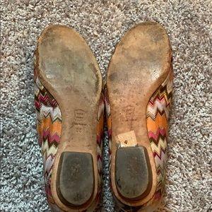 Missoni Shoes - Missoni Ballet Flats Sz 38